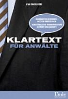 """Rezension: """"Klartext für Anwälte"""" von Eva Engelken"""