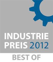Industriepreis: Best of 2012 Zertifizierung für bioSystemik®