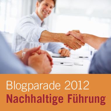 Blogparade und E-Book – Nachhaltigkeit in der Führung
