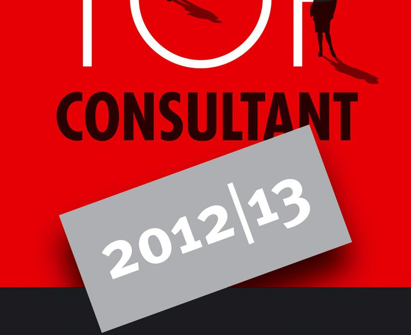 Top Consultant-Auszeichnung: Einer der besten Coachs für den Mittelstand