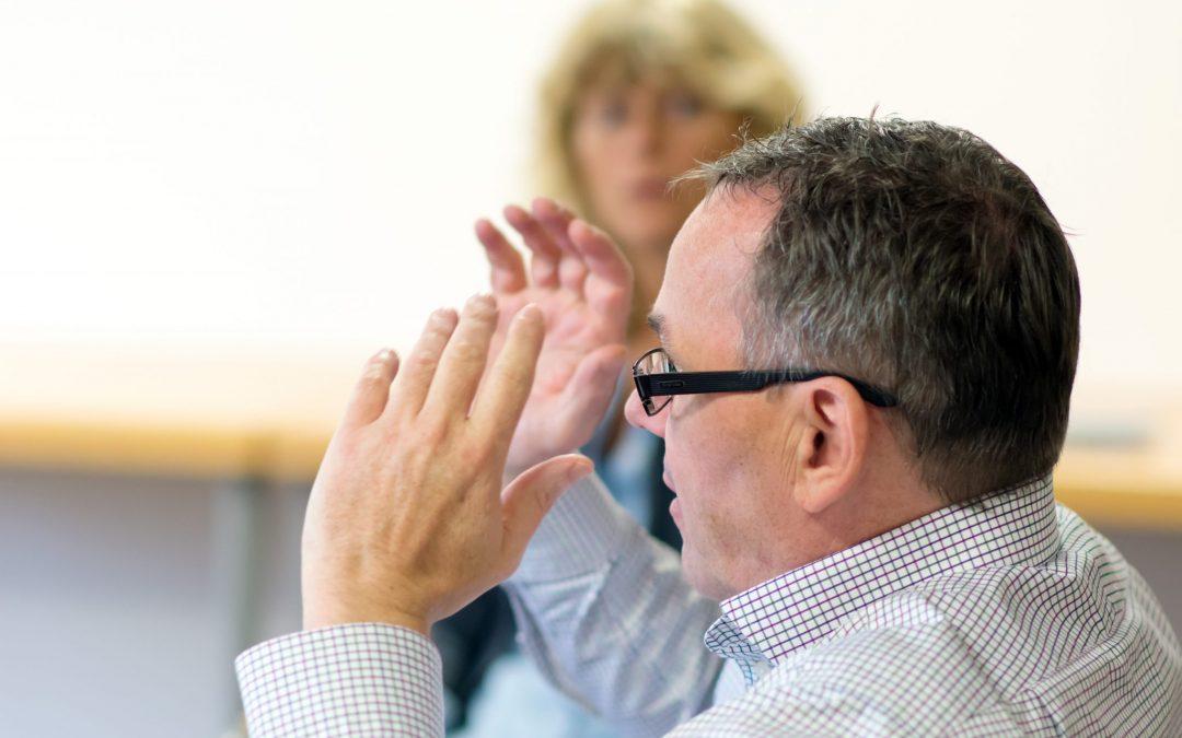 Gruppen Coaching: einsam als Top Manager und Geschäftsführer