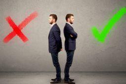 Falsche Entscheidung? Wie Intuition eine rationale Entscheidung verbessert