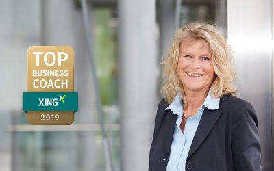 Gudrun Happich ist Top Business-Coach mit der besten Prozessbewertung